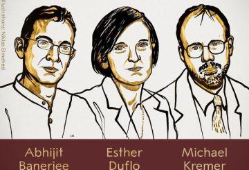 International: Un trio récompensé Prix Nobel d'économie 29