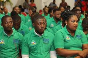Haïti-Économie : Le président Jovenel Moïse accompagne des jeunes entrepreneurs du pays 1
