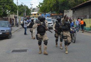 Haïti-Sécurité : La PNH lance l'opération « Toile d'araignée » 4