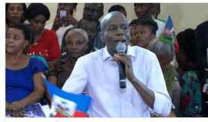 Dialogue communautaire : Le Président Jovenel Moïse s'est entretenu avec des leaders de la zone métropolitaine 2