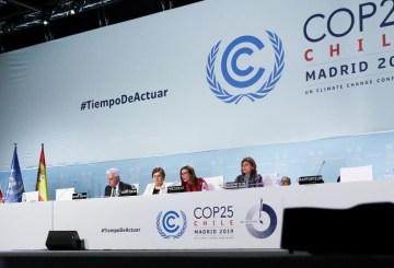 International: La COP25 fut un échec et une «occasion ratée» de répondre à l'urgence climatique 9