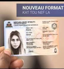 MJSP: Les citoyens (ens) ont jusqu'au 31 Mars 2020 pour retirer leur nouvelle Carte d'Identification Nationale (CIN) 6