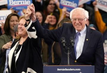 International : Bernie Sanders, Sénateur du Vermont, remporte la victoire des primaires du New Hampshire 6