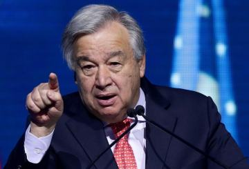 International: Le Chef de l'ONU appelle à un changement et plus d'efforts mondiaux contre le changement climatique 1