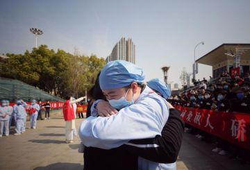 Coronavirus-Chine: le confinement sera bientôt levé à Wuhan 2