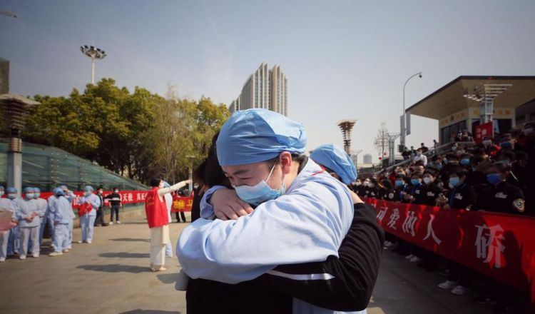 Coronavirus-Chine: le confinement sera bientôt levé à Wuhan 1