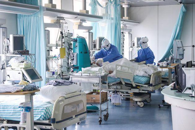 Coronavirus-Espagne : 849 personnes sont décédées en 24 heures, nouveau record de morts 21