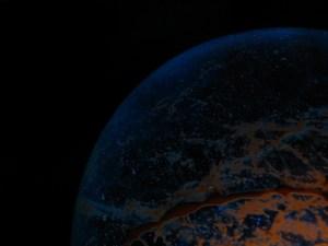 LE Medlock: Worldbuilding - planet