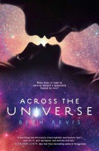 LE Medlock: Across the Universe by Beth Revis YA, young adult, novel, science fiction,