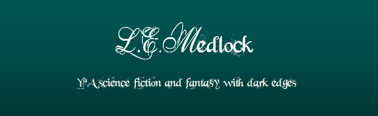 LE Medlock YA science fiction and fantasy author