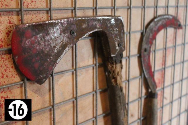 le boucher BLOC E tourbillon escape game ayguevives toulouse