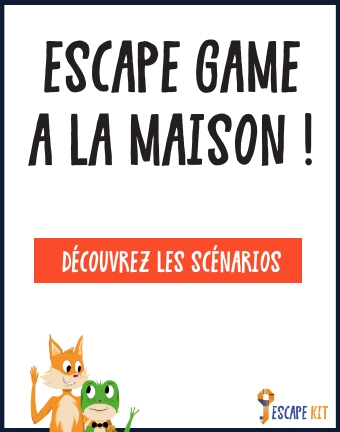 escape game a la maison