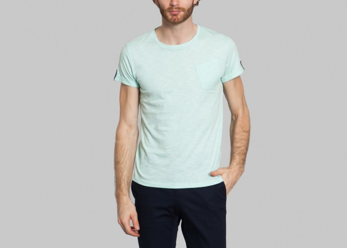 cavalier-bleu-tee-shirt