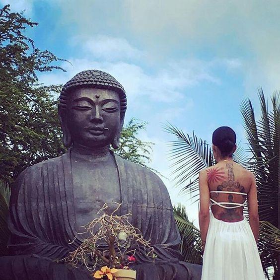 jhené_aiko_bouddha_instagram