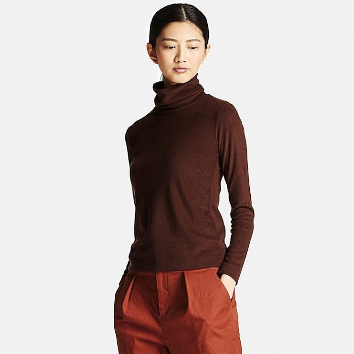 polaire heattech uniqlo