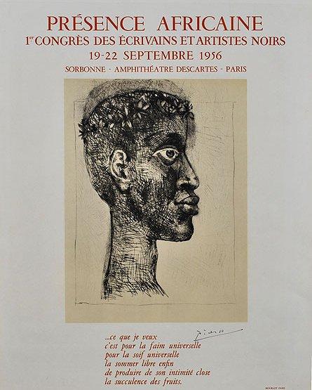 1er congres des ecrivains et artistes noirs