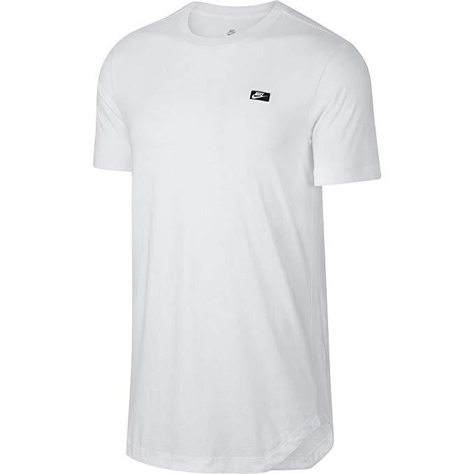 nike tee shirt blanc