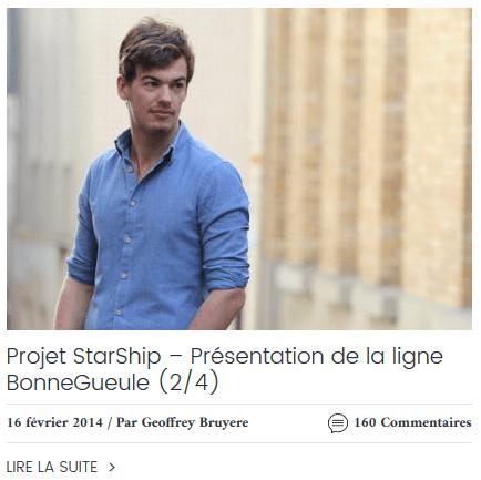 projet starship