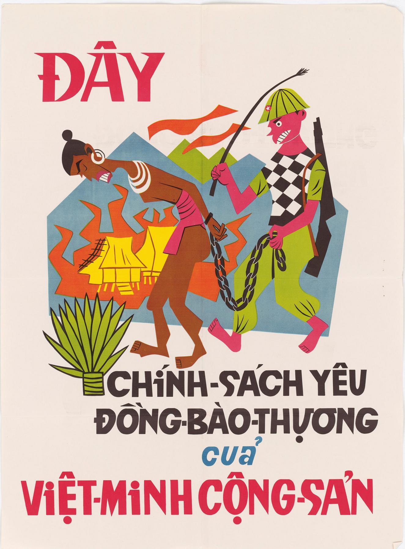 Crazy Capitalist Cold War Propaganda Art In Southeast Asia