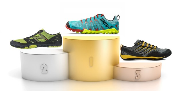 Classement chaussure Trail