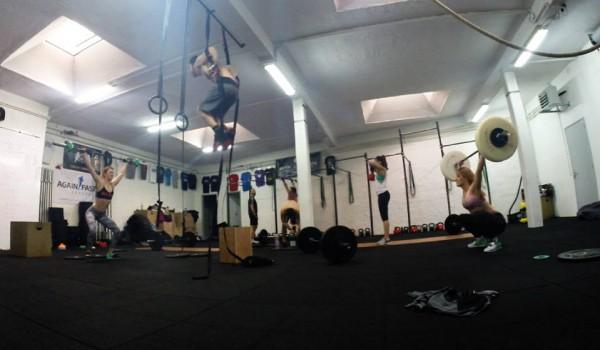 Un entrainement chez CrossFit Strasbourg