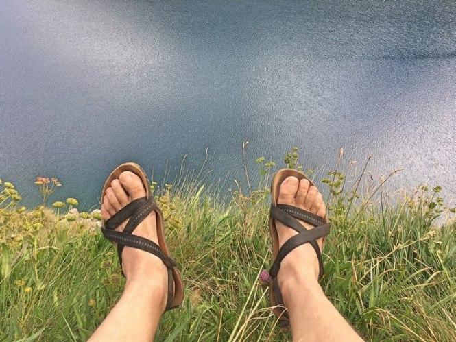 Sandales pour foulée naturelle de Le Minimaliste