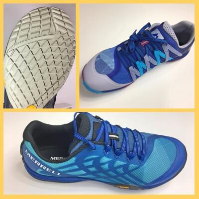 Chaussure minimaliste Merrell Trail Glove 4 | LeMinimaliste