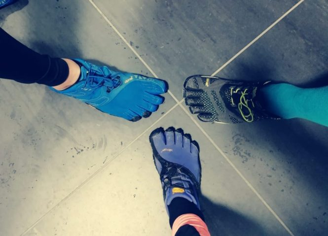 Chaussures minimalistes