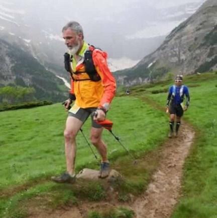 Trail en Vibram FiveFingers V-Trail