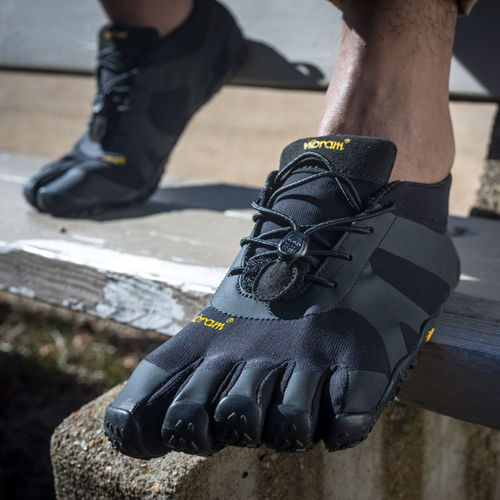 Vue des Vibram Five Fingers V-Alpha
