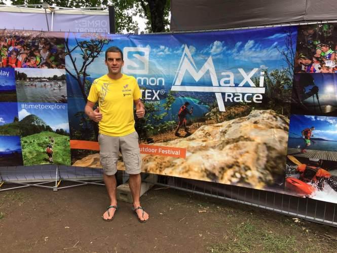 Maxi Race d'Annecy en Luna Sandals