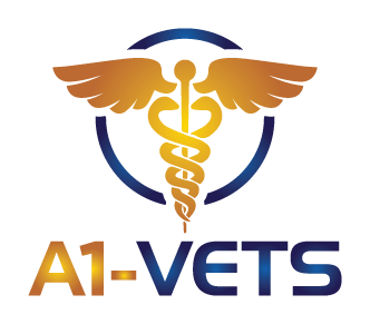 A1-Vets Eläinlääkärin kotikäynnit koirille logo
