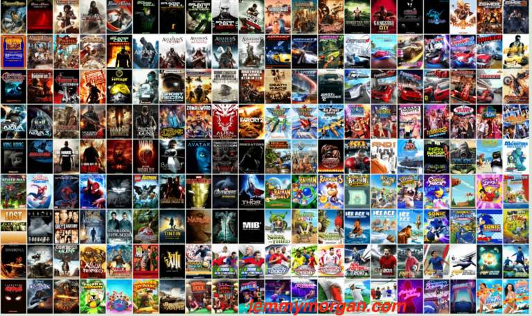 Collections of Gameloft Games cheats