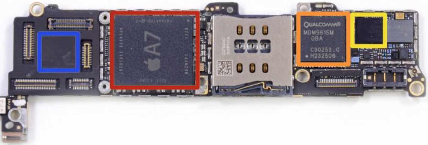Restore A Bricked Iphone By Replacing The Baseband Chip