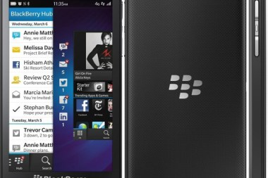apps available for bb 10