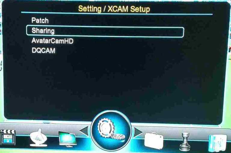 patch menu on qsat and speed