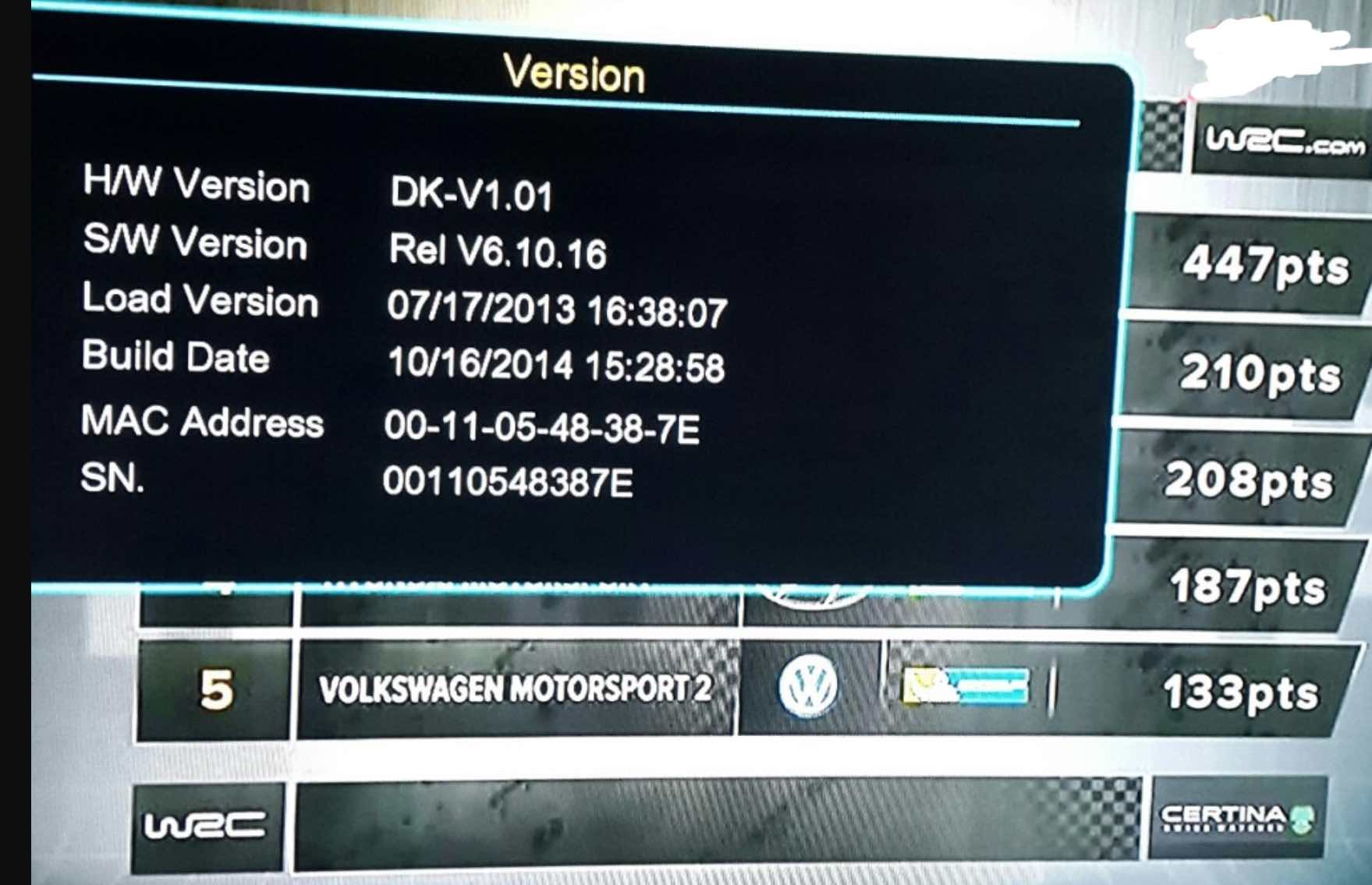 Fix Qsat Download From TS Error as a result of bad Software Upgrade
