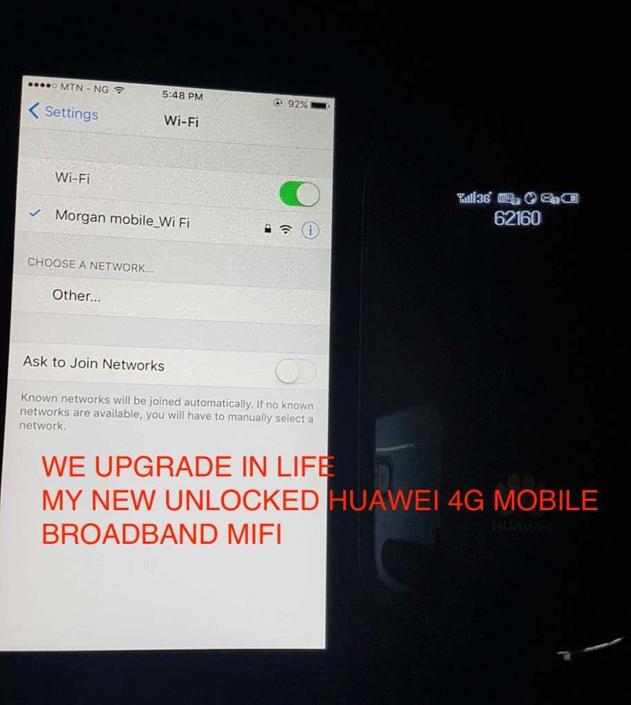 Use Wi-FI Hotspot instead of data
