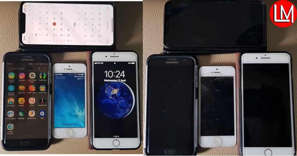 precautions when buying used phones