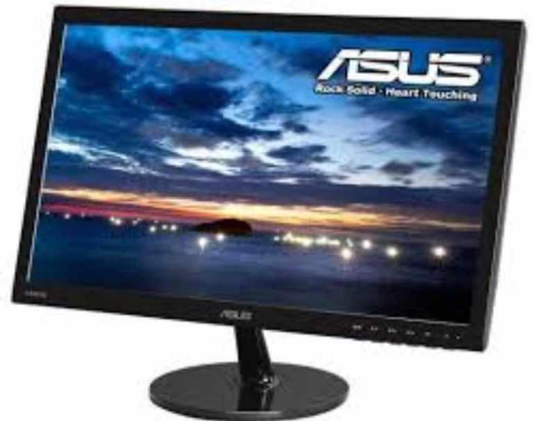 VGA Display Screen resolution