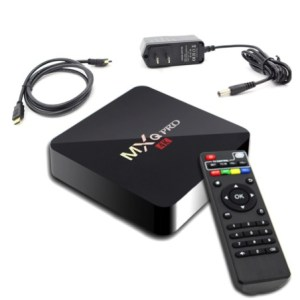 MXQ PRO 4K NDRIOD TV BOX (1GBRAM/8GB ROM)