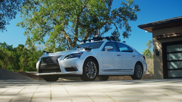 """Toyota Creates an Alternative Unmanned cars: a """"Smart"""" Driver Assistance"""