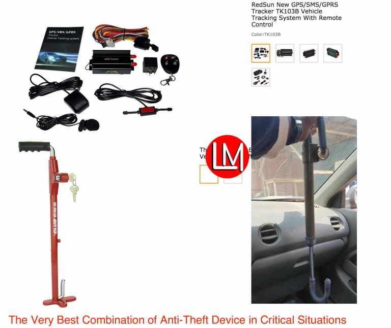 Choosing the best vehicle Anti-Theft device