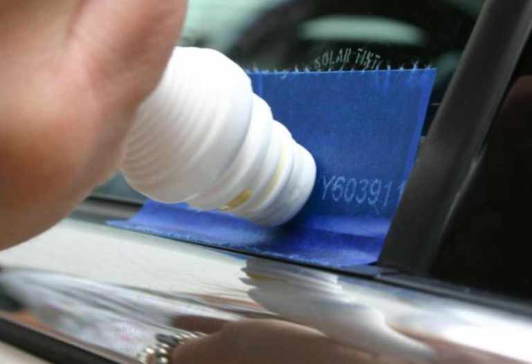VIN Etching_Car Anti-Theft