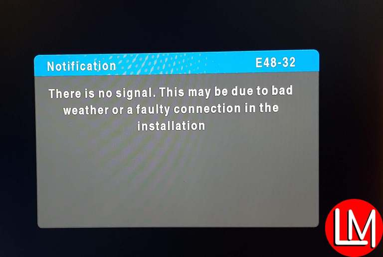 Fix Satellite Dish Signal loss