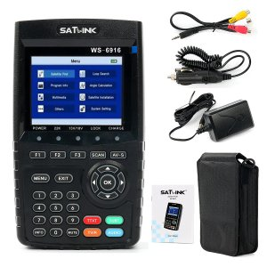 Satlink ws-6916 HD sat finder