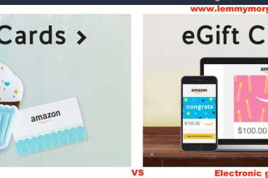 Amazon gift cards n Africa