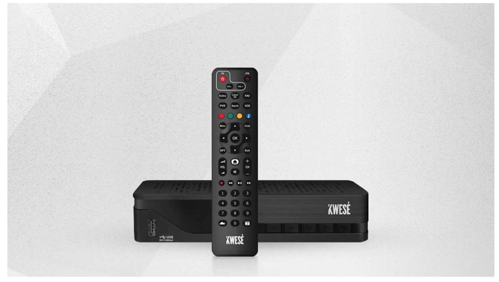 Kwesé Tv unveils 'pay-as-you-watch' TV bouquet in Kenya