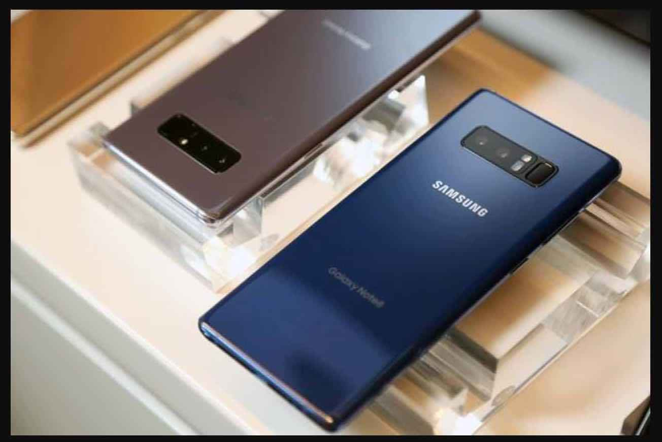 best elegant phones 2018_note 8