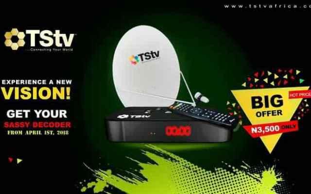 TStv channels/frequency change